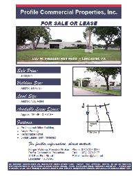 Commercial Property Flyer